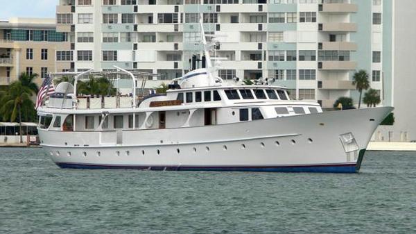 Classic Feadship motor yacht Utopia II sold