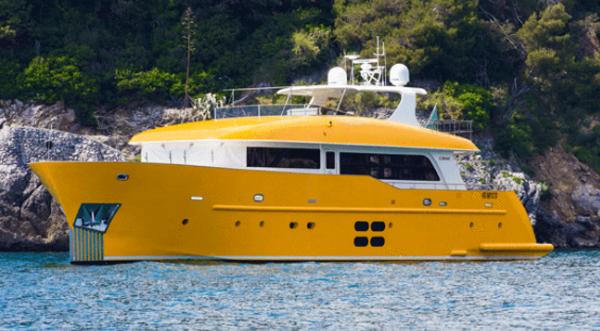Price cut on C-Boat motor yacht Ruwenzori