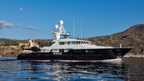 Flyghtship explorer yacht T6 for sale