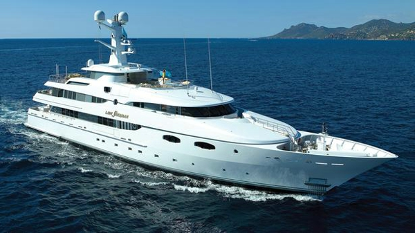 Abeking & Rasmussen motor yacht Lady Sheridan for sale with Burgess and Merle Wood