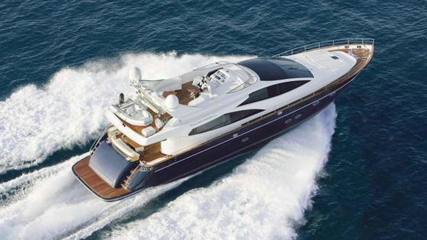 Riva Opera motor yacht Amore Mio for sale