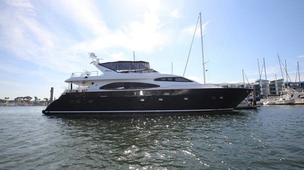 Azimut motor yacht Kiwi Dreams back on the market