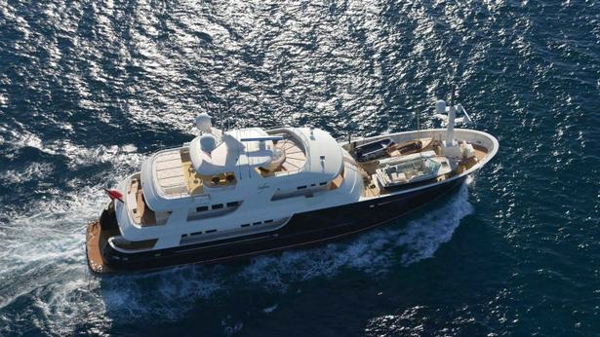 Newcastle expedition yacht Safira back on the market