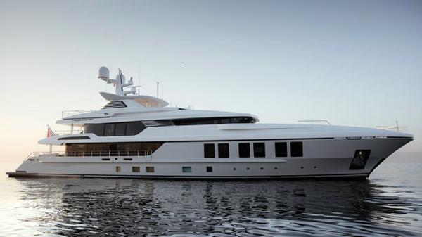 New Turquoise motor yacht Razan sold