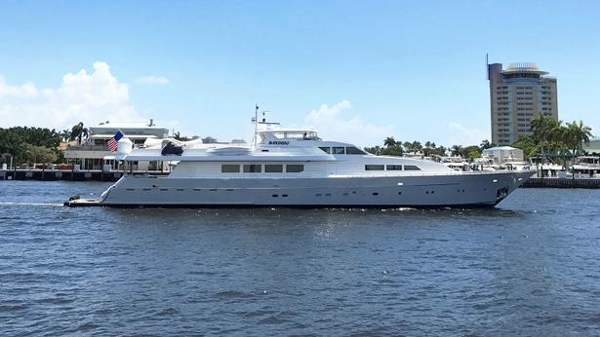 Further price drop on Westport motor yacht Bandido