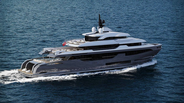 In-build RMK 58 motor yacht now for sale with Northrop & Johnson and Ocean Independence
