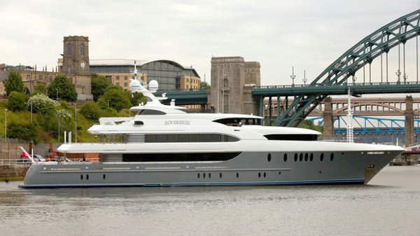 $1.5M price drop on Newcastle motor yacht Sovereign