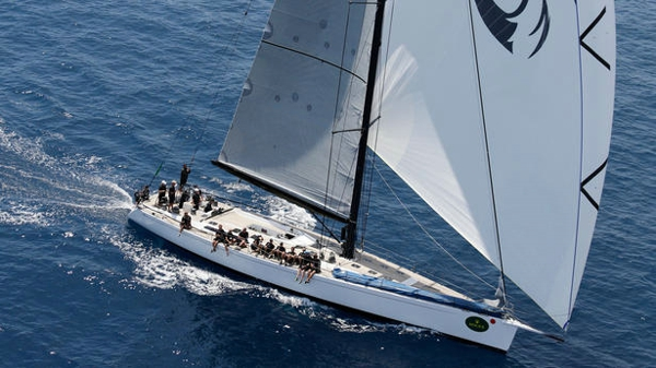 Baltic sailing yacht Lupa of London sold