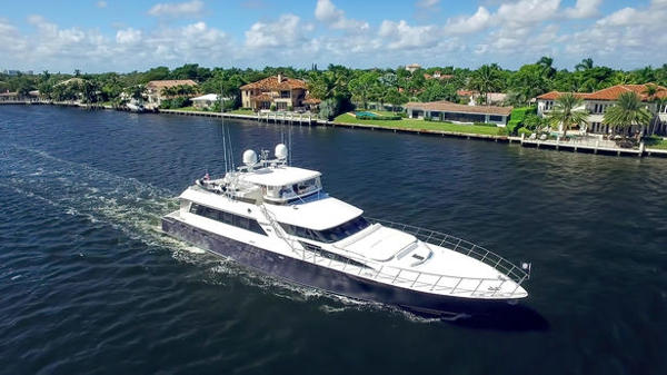 Further price cut on Cheoy Lee motor yacht First Home