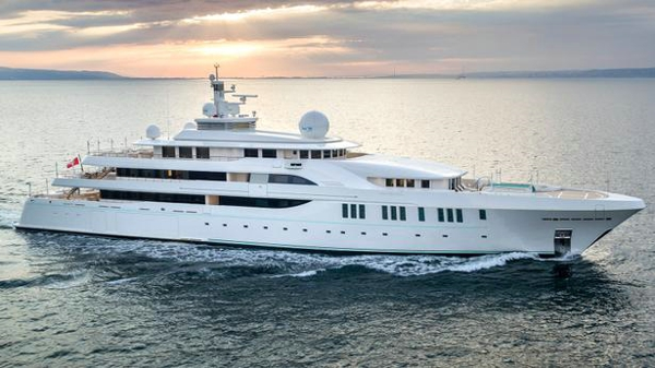 New-build 80 metre motor yacht Elements for sale