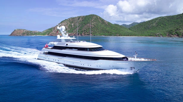 Further $2.5m price drop on Feadship motor yacht Madsummer