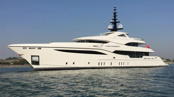 New Bilgin motor yacht Nerissa for sale