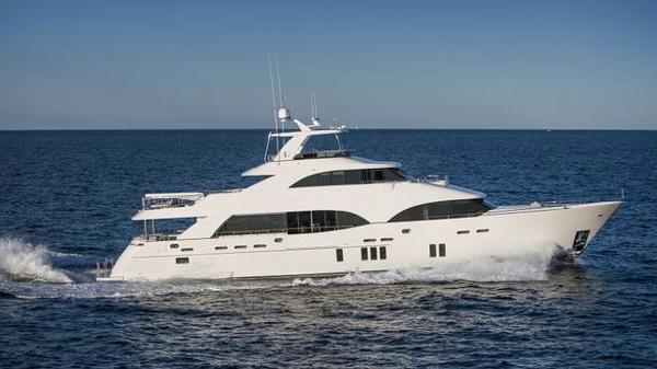 New Ocean Alexander 112 motor yacht sold