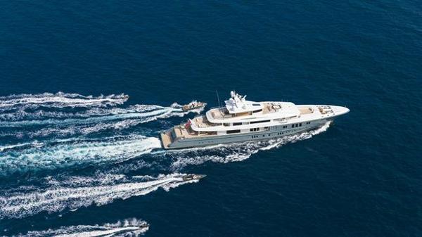 73.5 metre Nobiskrug motor yacht Project 783 sold