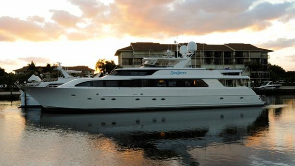 Further price drop on Westport motor yacht Seafarer