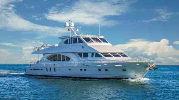 Further price cut on Hargrave motor yacht Lady De Anne V