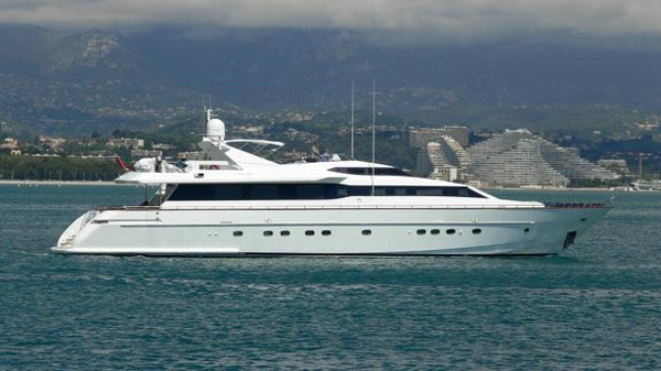 Falcon motor yacht Aquarius S for sale