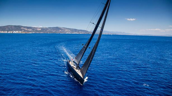 Wally sailing yacht Angel's Share sold