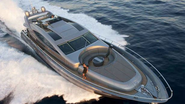 New-build CCN 102 Flyingsport motor yacht sold