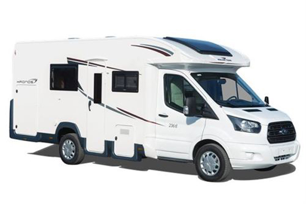 Ford and Trigano offer extended warranty on motorhomes