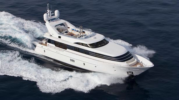 Feadship motor yacht La Mascarade back on the market