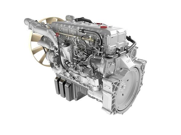 MAN D1556 ENGINE