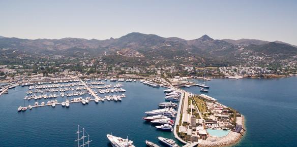Yalıkavak Marina: The Land of the Eternal Blue