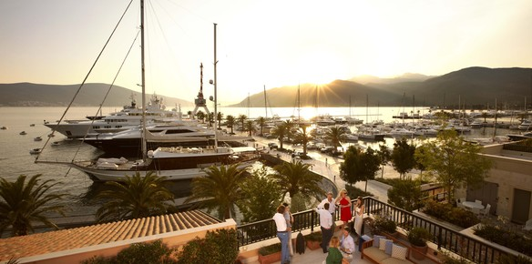 Industry Brands Drop Anchor in Porto Montenegro