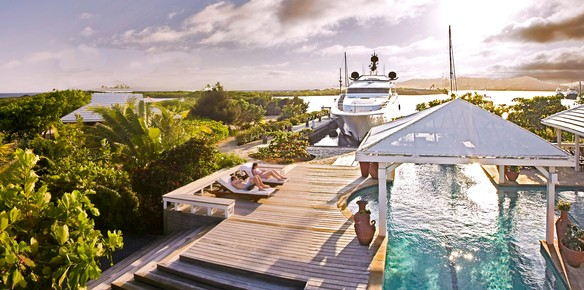 Barefoot Cay: The Celestial Caribbean Retreat