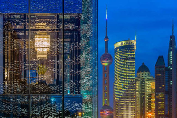 Regent Shanghai Pudong announced for this May