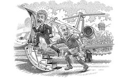 Lippy from the Liffey: Eddie Jordan on the trials and tribulations of private jet ownership