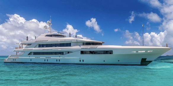 On The Market: IYC Present Trinity Yachts' Imagine