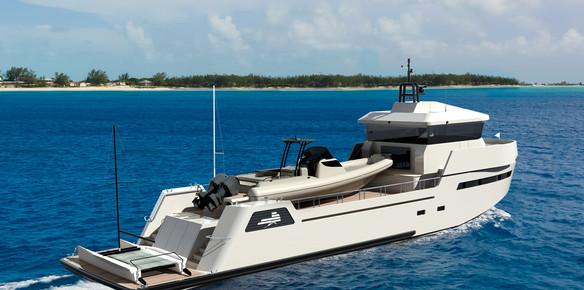 Lynx Yachts Announces Sale of YXT 24 Evolution