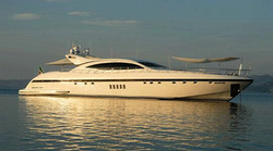 Mangusta Motor Yacht Ares for Sale