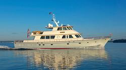 New England Boatworks Motor Yacht Medora for Sale