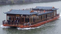 Dongfang 27m twin steel boat